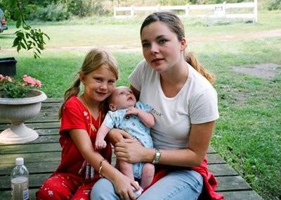 Jessica, Kori & Aidan